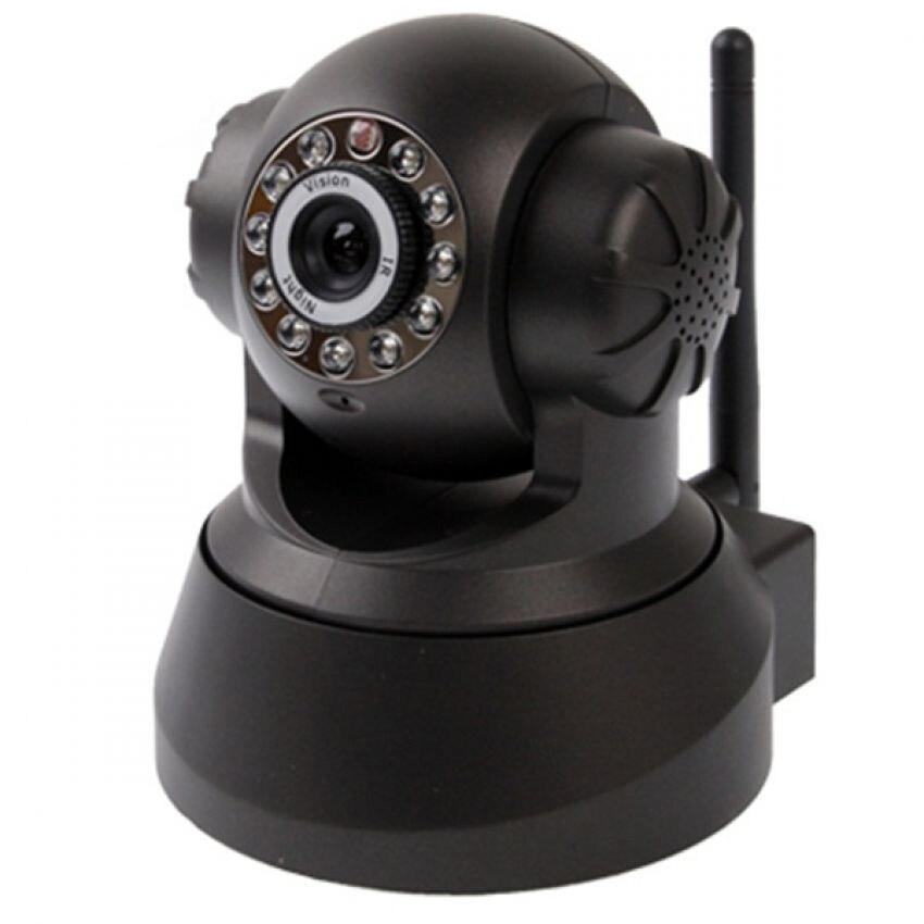 PNP Cam IP Camera Full HD กล้องวงจรปิดไร้สาย - Black