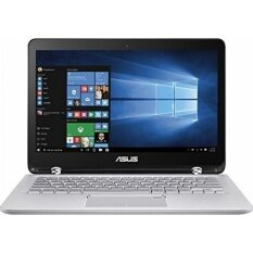 Premium ASUS Q304UA 13.3-inch 2-in-1 Touchscreen Full HD Laptop PC, 7th Intel Core i5-7200U up to 3.1GHz, 6GB RAM, 1TB HDD, Silver - intl