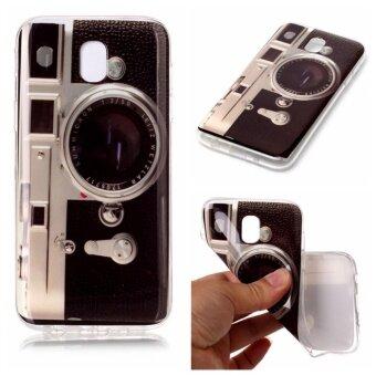 Printing TPU Soft Phone Cover Case for Samsung Galaxy J7 J730 (2017) / J7