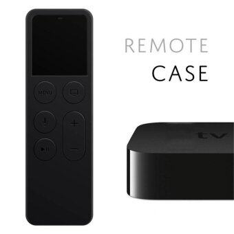 Protective Dustproof Case Silicone Cover for Apple TV 4 Remote Control - intl