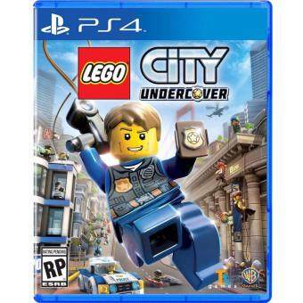 PS4 Lego City Undercover Z3 Eng