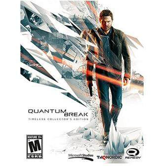 Quantum Break: Timeless Collector's Edition - PC - intl