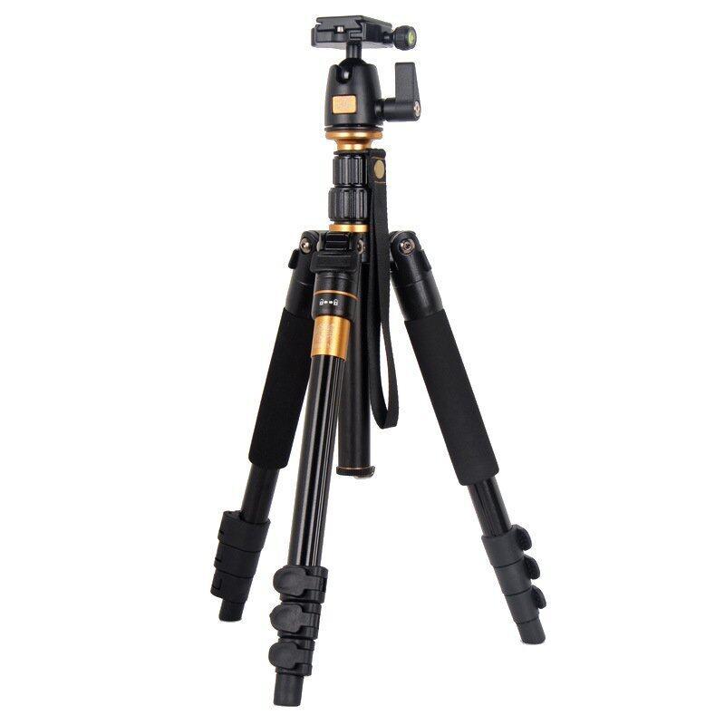 QZSD Q-555 Tripod Monopod ขาตั้งกล้อง ทำเป็นขาเดี่ยวได้