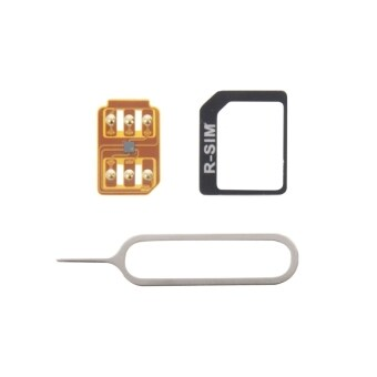 R-SIM 10 + The Best Unlock and Activation SIM for iPhone 4S / iPhone 5 & 5C & 5S / iPhone 6 & 6 Plus, Operation System: iOS 9 & 8 & 7, Support 4G