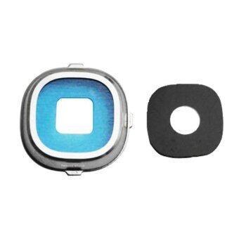 Rear Back Camera Lens Glass Cover Ring for Samsung S4 I959 I9502 I9505 I9500
