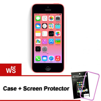 REFURBISHED Apple iPhone5C 16 GB - Pink (Free Case + ScreenProtect)