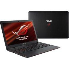 "Refurbished ASUS Notebook G551VW-FI233T 15.6""/i7-6700HQ 2.6GHz/8G/1TB+128G/4G/W10 (Black)"