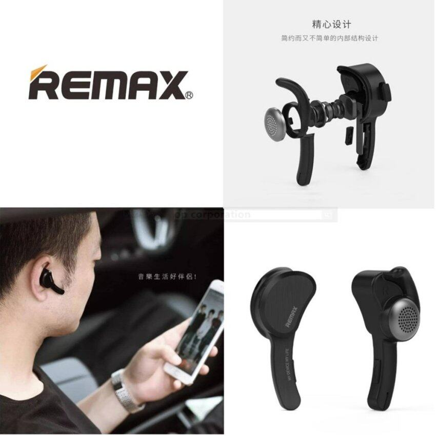 Remax Small Talk Bluetooth Headphone หูฟังบลูทูธไร้สาย รุ่น RB-T10