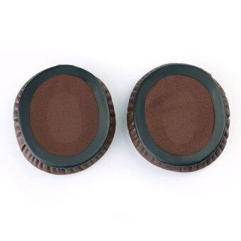 Replace Earpads Pads Cushions for Sennheiser Momentum Over-The-EarHeadphone (Brown)