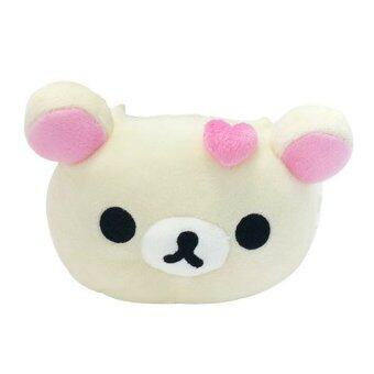Rilakkuma Multi-Purpose Cell Phone Holder Ivory