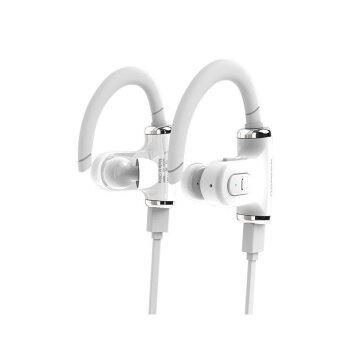 ประเทศไทย ROMAN S530 Double Ear Out Door Sport Wireless Bluetooth 4.0 - White