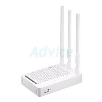 Router TOTOLINK (N302R Plus) Wireless N300 (สีขาว)(White)