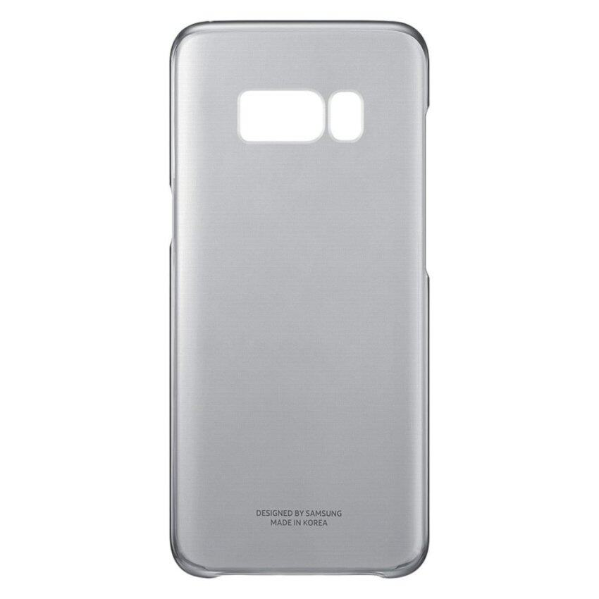 Samsung Accessory Galaxy S8 Clear Cover(Black)