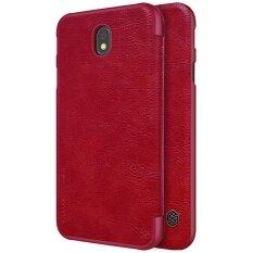 ซื้อ Samsung Galaxy J5 Pro 2017 Leather Case Nillkin For Samsung Galaxy J5 2017 Case Luxury Flip Leather Cover For Samsung Galaxy J5 Pro J530f Mobile Phone ...
