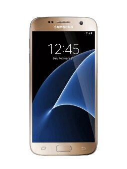Samsung Galaxy S7 Dual Sim 32GB LTE (Gold) - Int'l