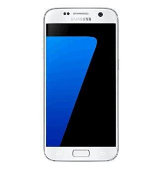 Samsung Galaxy S7 Edge 32GB LTE (White) - Int'l