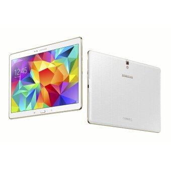"Samsung Galaxy Tab S T805 10.5"" 16GB Dazzling 4G Version (White)"