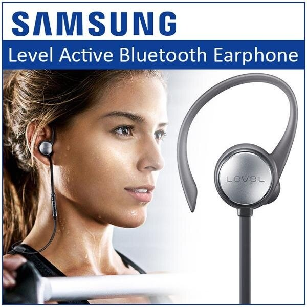 Samsung Level Active Wireless Bluetooth Outdoor Earbuds/EO-BG930/new comfortable earset in-ear/streo - intl