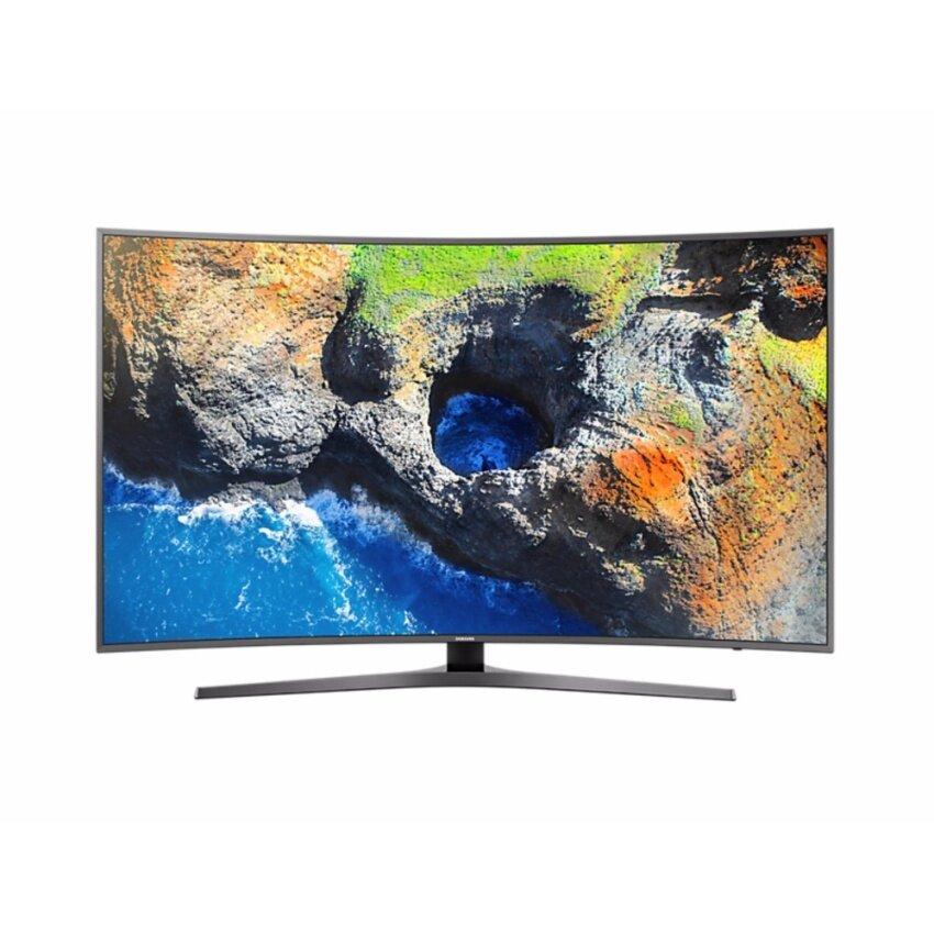 Samsung UHD 4K Curved Smart TV 55 MU6500 Series 6