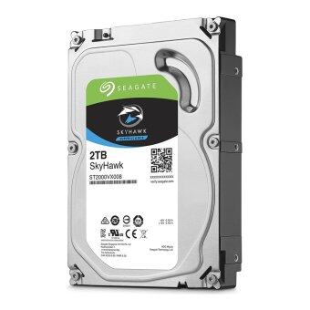 Seagate SATA-III SkyHawk 2TB Internal Hard Drive For CCTV - ST2000VX008