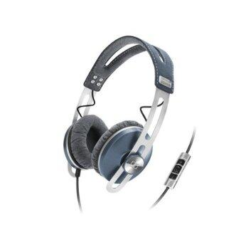 Sennheiser Momentum On Ear Headphone - Blue - intl