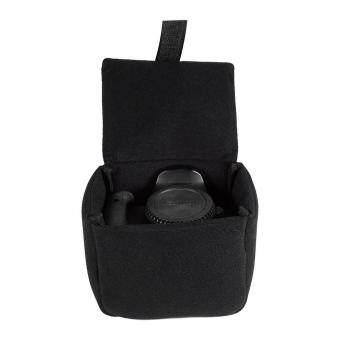 Leegoal Black Adjustable Padded Skidproof Neoprene Source · Shockproof Padded Camera Bags DSLR Insert Protection Case