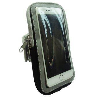 ซื้อ/ขาย Siam trend Sport armband เคสใส่มือถือ รัดแขน ออกกำลังกาย สำหรับ มือถือ ทุกรุ่น (สีเขียว)