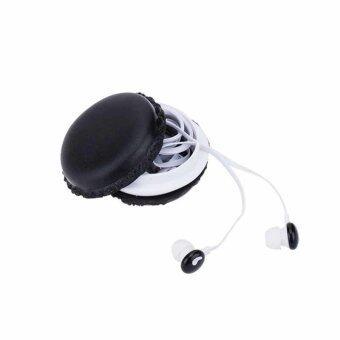 Sibyl หูฟัง มาการอง รุ่น M-85 (สีดำ)