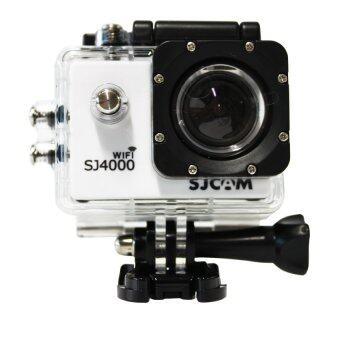 SJ CAM กล้อง แอ็คชั่น ไวไฟ รุ่น SJ-4000 (สีขาว)