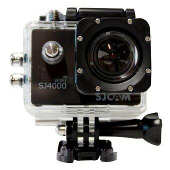 SJ CAM กล้อง แอ็คชั่น ไวไฟ รุ่น SJ-4000 (Black)
