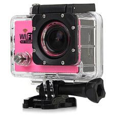 Sj6000 Wifi Ait Action Camera Sports Cam Camcorder Sj4000 Upgraded Full Hd 14mp (pink) - Intl ราคา 2,680 บาท(-5%)