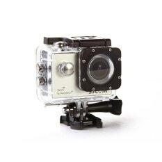Compare Prices of SJCAM SJ4000 Plus WiFi Standard Version Diving 30M Waterproof Action Camera (Silver) - intl Online