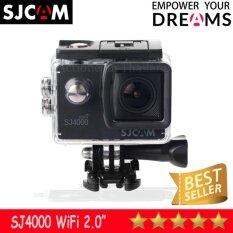 Sjcam Sj4000 Wifi 2.0นิ้วmodel 2016 (black) ราคา 2,590 บาท(-26%)