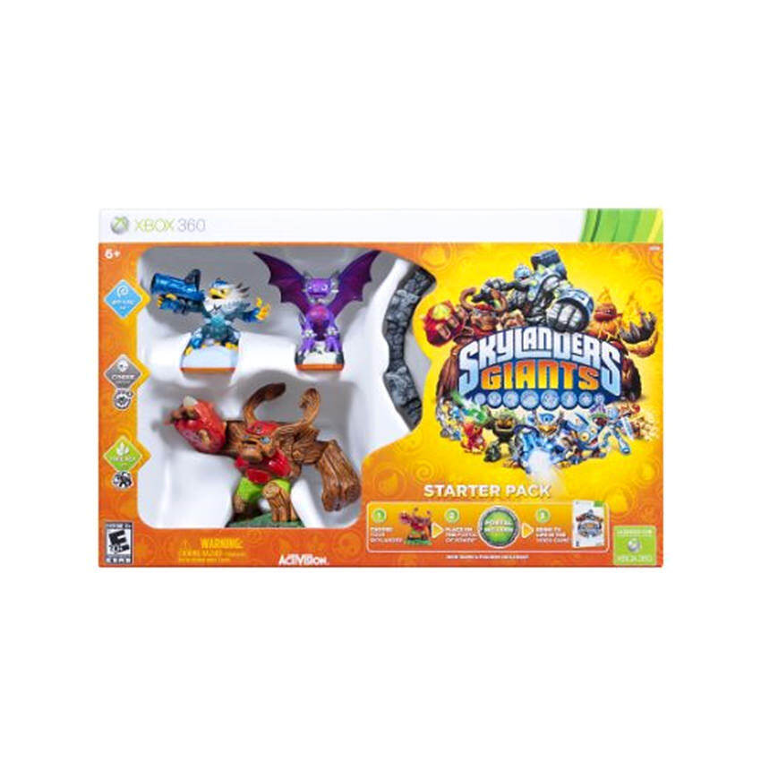 Skylanders Giants Starter Pack - Intl