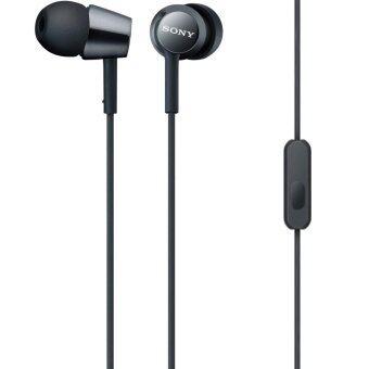 Sony MDR-EX150AP In-ear Headphones (Black)