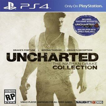 Sony PS4 UNCHARTED: The Nathan Drake Collection RF