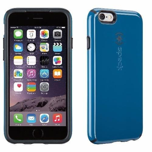 Speck เคส iPhone 6 / 6S Case Squire CandyShell (Tahoe Blue/Charcoal Grey) ...