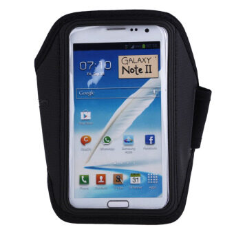 Sports running key pocket case Armband for Samsung Galaxy Note 3