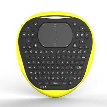 Sungi Mini Wireless Keyboard Mouse with Touchpad for PC Android TV HTPC - intl