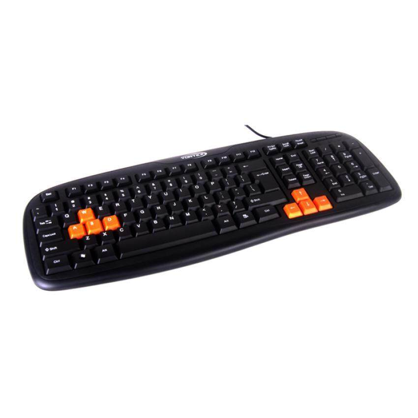 Tech-Link Vortex USB Gaming Keyboard - Intl ...