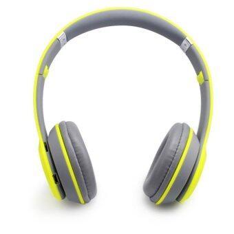 2561 Telecorsa Bluetooth Stereo หูฟังไร้สาย รุ่น STN019 (Green)