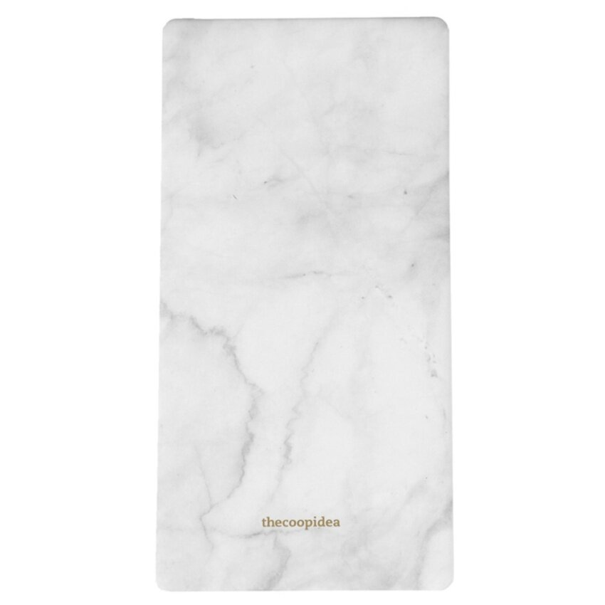 Thecoopidea Power Bank Journey 5000 mAh White Marble