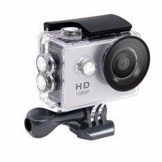 Topwrx A9 2 Inch Action Camera 30m Waterproof Mini Camera 140d Outdoor Sport Cam Camcorders Motorcycle Helmet Sport Camera - Intl ราคา 1,128 บาท(-23%)