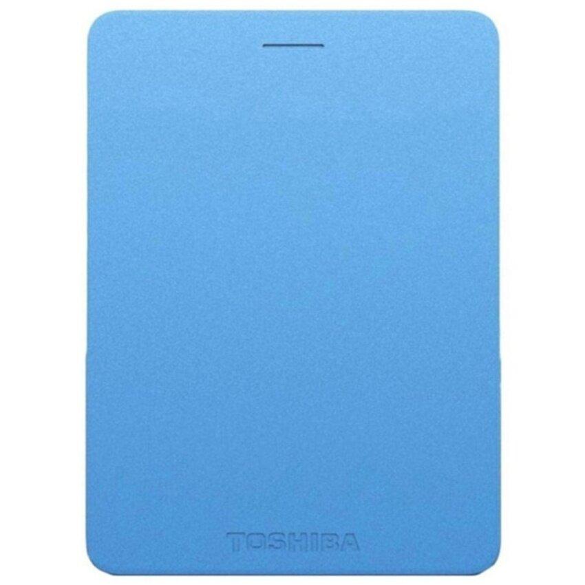 Toshiba HDD Ext 2TB Canvio Alumy Blue (HDTH320YL3CA)
