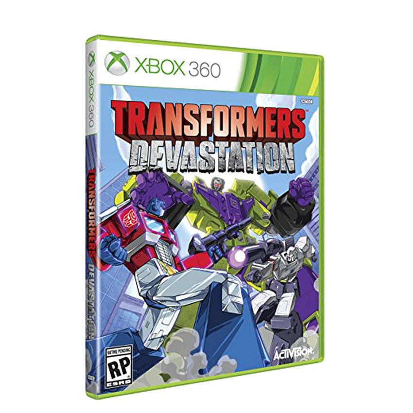 Transformers Devastation - Xbox 360 - Intl