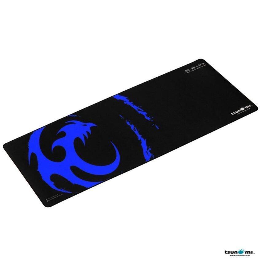 Tsunami Gaming Mouse Pad MP-01 (Blue)