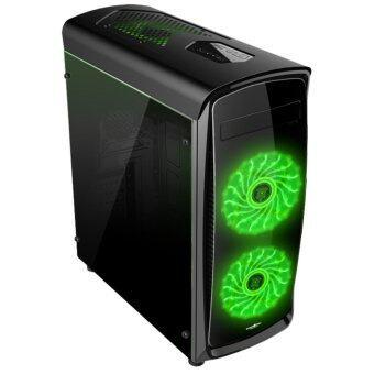 Tsunami X7 Series USB 3.0 Gaming Case (with 15 PCS LED Fan 12 cm X 2) KGN