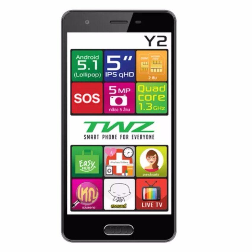 TWZ Y2 3G 8GB (Black)
