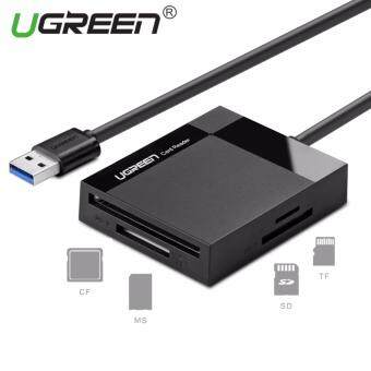 UGREEN 4 in 1 USB 3.0 Card Reader for Digital Memory Cards TF SDMicro SD