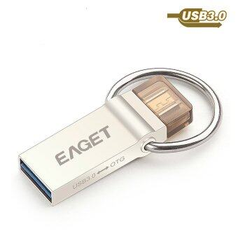 usb flash drive 64GB drive special lovely creative pendrive U disk memory disk flash card(silver) - intl